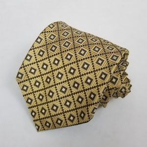 Robert Talbott Best of Class Geometric Silk Tie